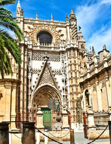 book a taxi in Sevilla, City transfers Seville